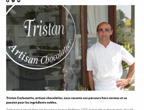 The Esprit chocolat campaign