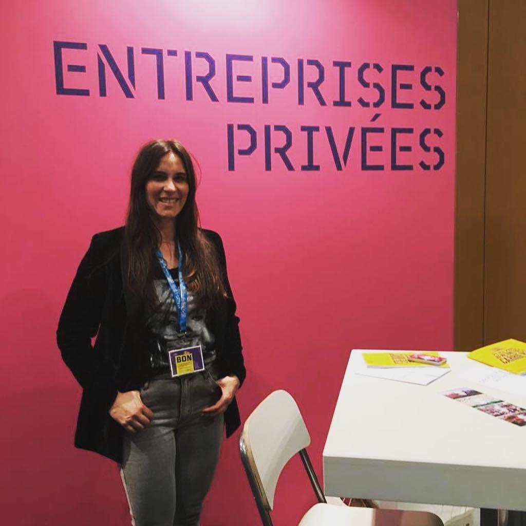 """Journée """"Rencontres carrières"""" à l'Unil pour représenter l'entrepreneuriat et le secteur privé 😉💪🏼 Careers day in Uni to support students finding their path in the private sector 😉💪🏼"""